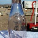 SCA Sun Colored Amethyst Quart size milk bottle Sealed 5W purple color