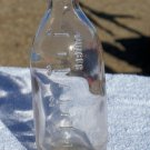 Small measuring bottle ounces marked K 5 on bottom maybe medicine? empty