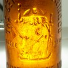 The German Brewing Co. Cumberland, MD Registered trade mark beer empty bottle
