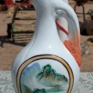 Porcelain made in China cruet or canister decorative mantle piece oil or vinegar