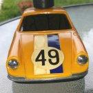 Vintage 70s Toy RACING CAR AM Transistor Radio ~Still Works!