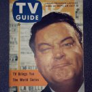 Vintage 50s TV GUIDE Issue 183 Sept 1956 JACKIE GLEASON ELVIS MICKEY MANTLE~GREAT