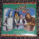 THE WIZARD OF OZ 2008 Wall Calendar MINT SEALED