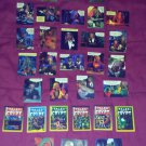 Vintage TALES FROM THE CRYPT HORROR Trading Cards 1993 Mixed Set Including Hologram Cards EX
