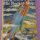 Tom Swift and His Rocket Ship by Victor Appleton II 1954 Antique Children's Sci Fi Book