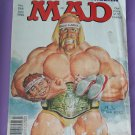 VINTAGE 80s MAD MAGAZINE No 264 July 1986 HULK HOGAN WRESTLING RAMBO
