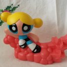 POWERPUFF GIRLS BUBBLES 2002 Collectible Burger King Kids Meal Toy Figure Cartoon Network