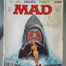 VINTAGE 70s MAD MAGAZINE No 204 Jan 1979 JAWS Cover THE HULK