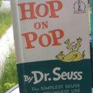 HOP ON POP © 1963 By Dr. Seuss Vintage Children's Book
