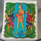 Vintage MOD 1967 Stacey Vinyl Barbie Doll Case Mattel