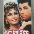 GREASE 20th Anniversary Edition Vintage VHS Video John Travolta Olivia Newton John 1978 Classic!