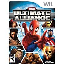 Marvel: Ultimate Alliance Wii