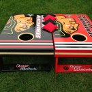 Chicago Blackhawks Custom Cornhole Boards corn hole baggo