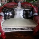 Shower wicker Bench for rental (Pick-up Only)
