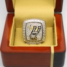 2014 San Antonio Spurs NBA Basketball Championship Ring