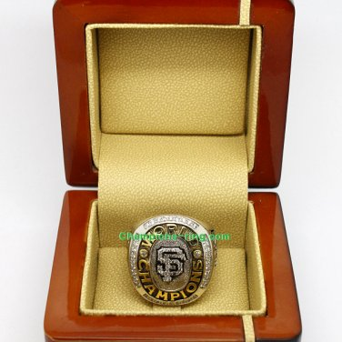2010 San Francisco Giants mlb World Series Baseball League Championship Ring