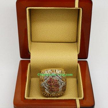 2006 St. Louis Cardinals mlb World Series Baseball League Championship Ring