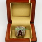 2002 Anaheim Angels mlb World Series Baseball League Championship Ring
