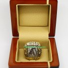 2001 Arizona Diamondbacks mlb World Series Baseball League Championship Ring