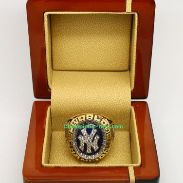 1998 New York Yankees mlb World Series Baseball League Championship Ring