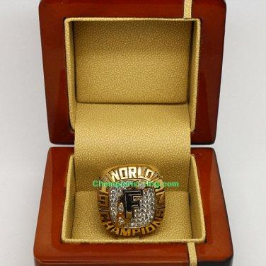 1997 Florida Marlins mlb World Series Baseball League Championship Ring