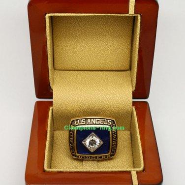 1981 Los Angeles Dodgers mlb World Series Baseball League Championship Ring