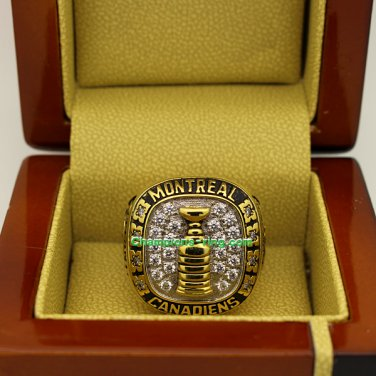 1966 Montreal Canadiens mlb World Series Baseball League Championship Ring