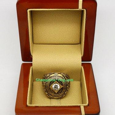 1956 New York Yankees mlb World Series Baseball League Championship Ring