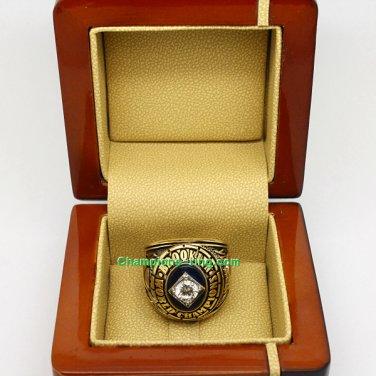 1955 Brooklyn Dodgers mlb World Series Baseball League Championship Ring