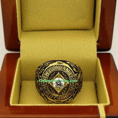 1950 New York Yankees mlb World Series Baseball League Championship Ring