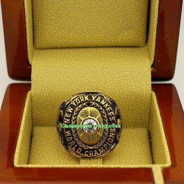 1928 New York Yankees mlb World Series Baseball League Championship Ring