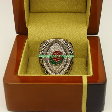 2015 Oregon Ducks Rose Bowl NCAA Football Championship Ring