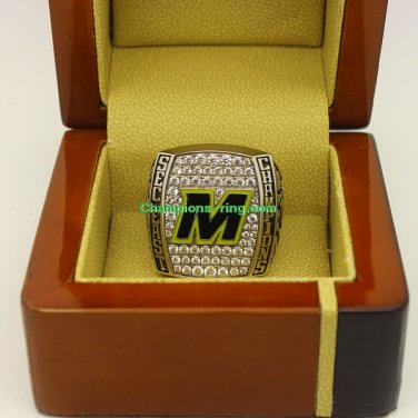 2015 Missouri Tigers Buffalo Wild Wings Citrus Bowl NCAA Football Championship Ring