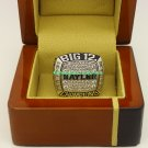 2014 Baylor Bears Big 12 Co–Champions NCAA Football Championship Ring