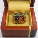 2013 FSU Florida State Seminoles Fans NCAA Football Championship Ring