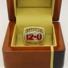 2012 Ohio State Buckeyes Big Ten Leaders Division NCAA Football Championship Ring