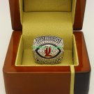 2012 Louisville Cardinals Big East NCAA Football Championship Ring