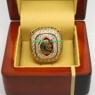 2012 Florida State Seminoles ACC NCAA Football Championship Ring