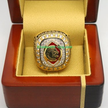2012 Florida State Seminoles ACC NCAA Football Championship Ring