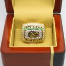2011 UF Gators Gator Bowl NCAA Football National Championship Ring