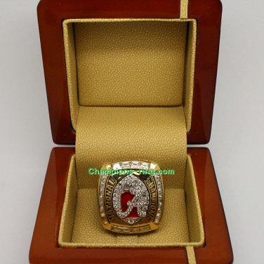 2011 Alabama Crimson Tide NCAA Football National Championship Ring