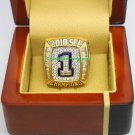 2010 AU Auburn Tigers SEC NCAA Football National Championship Ring