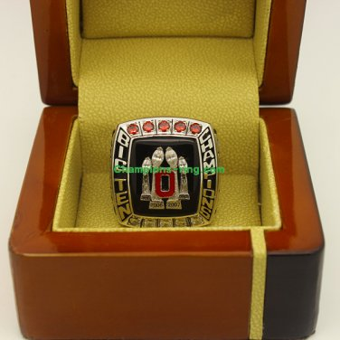 2008 OSU Ohio State Buckeyes Big Ten NCAA Football National Championship Ring