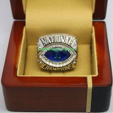 2006 Florida Gators BCS NCAA Football National Championship Ring