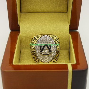 2004 AU Auburn Tigers SEC NCAA Football National Championship Ring