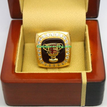 2000 FSU Florida State Sugar Bowl NCAA Football National Championship Ring