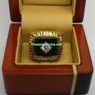 1987 Miami Hurricanes NCAA Football National Championship Ring
