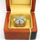 1986 Penn State Nittany Lions NCAA Football National Championship Ring