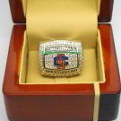 2011 Connecticut Huskies Ncaa Basketball Championship Ring