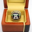 1986 Denver Broncos AFC American Football Championship Ring